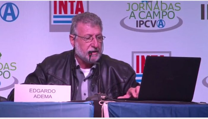REVIVA EN VIDEO LA JORNADA DEL IPCVA EN LA PAMPA: </br>