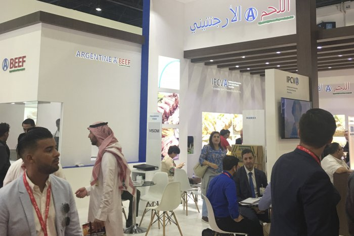 CARNE ARGENTINA EN DUBAI