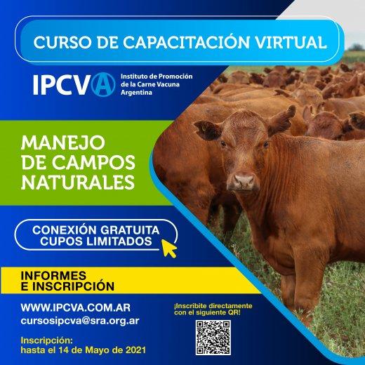 Curso de capacitación virtual del  IPCVA: Manejo de Campos Nat...