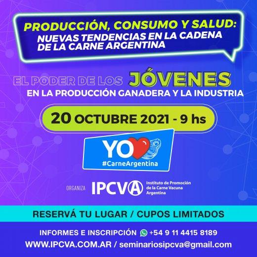 20 de octubre: ¡Nuevo seminario del IPCVA para los jóvene...